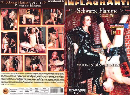 Schwarze Flamme - Gold 14 - Visionen Des Schmerzes