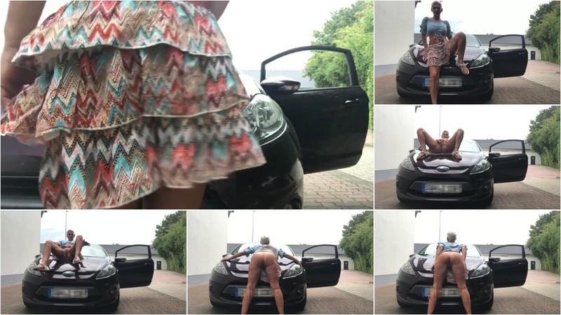 Milf_Diana - Deine Wixvorlage direkt von der Motorhaube - Milf Fotze gefickt - Peng - Watch XXX Online [FullHD 1080P]