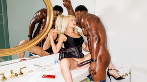 descargar (Blacked Raw) - Rerouted (Descarriada) - Riley Steele & Jax Slayher [13-11-2019] gratis
