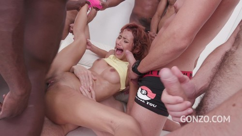 LegalPorno 2019 Veronica Leal Assfucked By 1 2 3 4 Guys and Then Gangbanged By All 10 Of Them 720p XXX MP4-CLiP