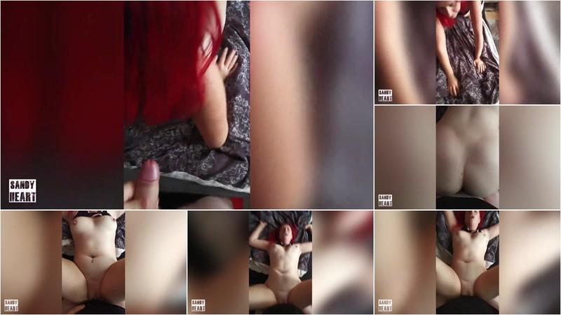 Sandy_Heart - Gefunden - Aelteres Privatvideo [FullHD 1080P]