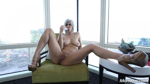 Blondie Anal Creampie [HD]