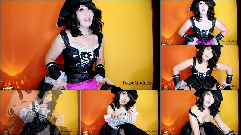 Tease Goddess - Little Sissy Pirate Wench - Watch XXX Online [FullHD 1080P]