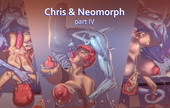 Chris & Neomorph 1-4 by OrionArt - Ongoing