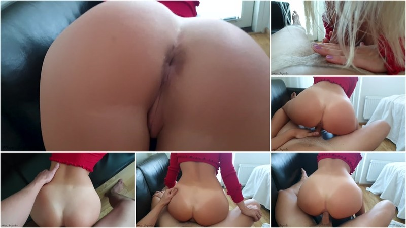 Miss Impulse - Snapchat Streak Led to a Deep Anal Creampie [FullHD 1080P]