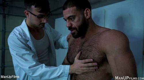 Dr. Masons SexBot Goes Haywire - Ricky Larkin, Mason Lear (Bareback)