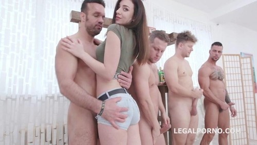 Fucking Wet Beer Festival With Kira Axe 4On1 Balls Deep Anal And Dp, Gapes, Pee Drink And Cum Cocktail Gio1254 [SD]