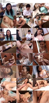 AWD-40 [incest between a mother and her son lateral biography] aunt Shimatani Yukiko 39 years old of the relative - Mature Woman, Jinno Miyuki, Fingering, Cowgirl