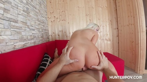Blonde Kitty Banged Really Hard [SD]