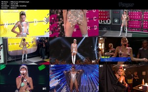 Miley Cyrus - Premios MTV