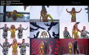 Britney Spears - Premios MTV 2016