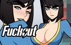 Fuckout Version 1.0.3 + Walkthrough + Cheatmode by foxicube Win/Mac