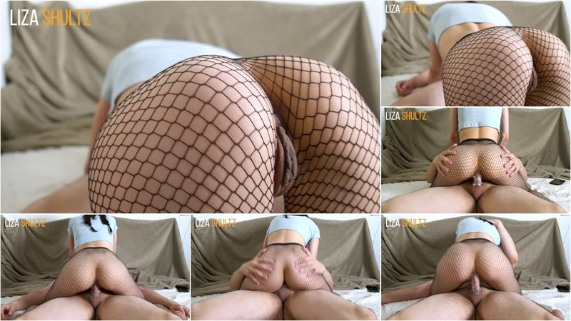 LizaShultz - Young Girl with Big Ass Rides Big Dick. [FullHD 1080P]