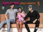 PigKing - Close Relative - Leonard - Chapter 3