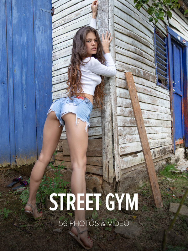 Irene Rouse - Street Gym (2019-12-04)