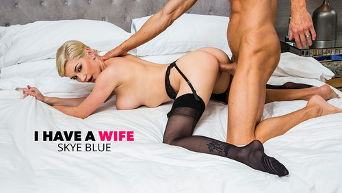 Your Personal Deep Fuck Realtor Skye Blue [SD]