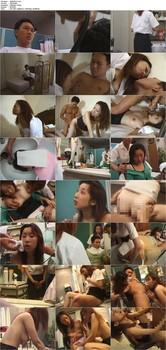 GA-105 The Soothing Erotic Barbershop - Various Worker, Threesome / Foursome, Suzu Takakura, Miyuki Nakatani, Handjob