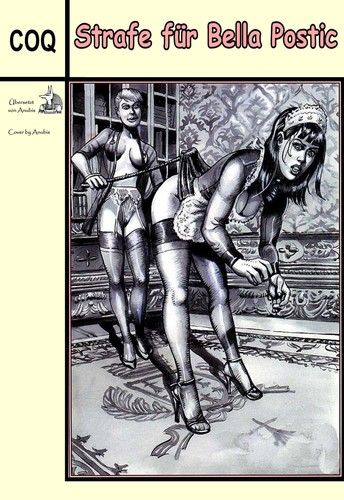 35 deutsche Erotik Comics Cover