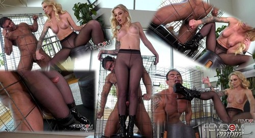 Captive Male Milking [FullHD]