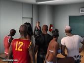 CrazyDad3D - Spank 02 - Teacher Marilia
