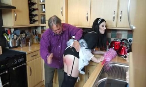 Sexy Cleaning Co. Mia - Spanking and Whipping, Punishment
