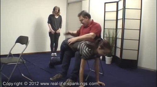 Spankdonna kitty reminder spankings part2 - Spanking and Whipping, Punishment