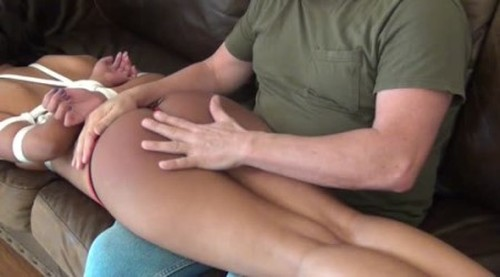 Drea Over My Knee - Spanking and Whipping, Punishment
