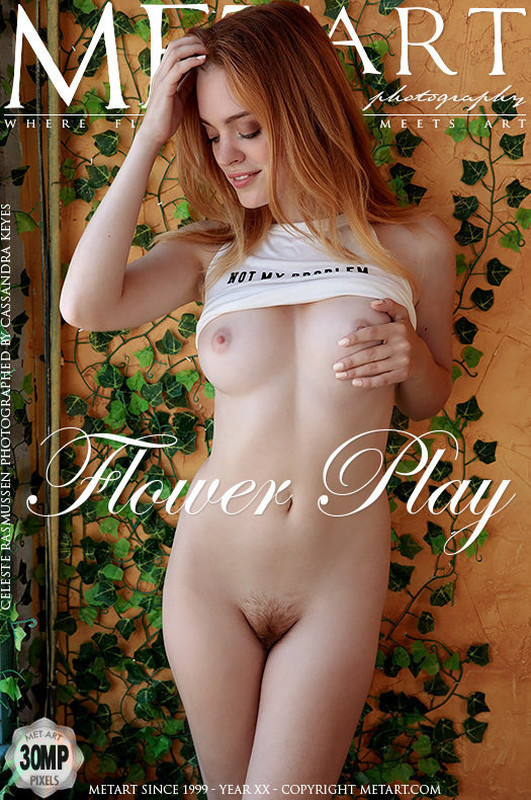 Celeste Rasmussen - Flower Play (28-12-2019)