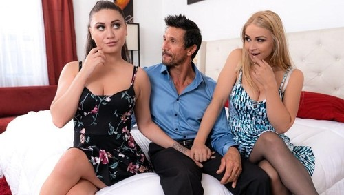 Sarah Vandella, Jojo Kiss - Let My Mistress Instruct You [HD/720p]