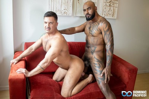 DominicPacifico - Dominic Does Brazil Ep. 2: Vitor Guedes Goes Deep Bareback