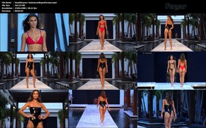 Steph Rayner - Swimwear Paraiso Miami Beach 2020