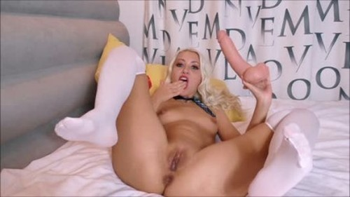 Helena Moeller - DP with big dildos, Pussy fisting - New Extreme Fisting Video, Bizarre
