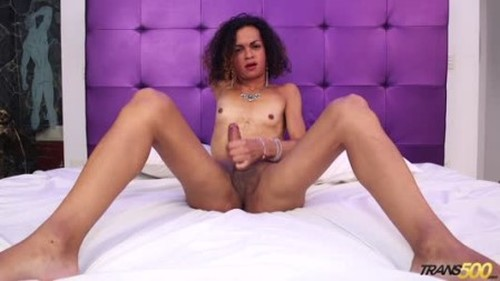 Bella Rosario - Waking up to Some Sweet TS Ass - Trans, Shemale Porn Video