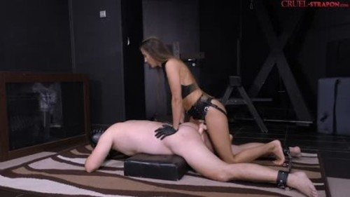 Mistress Amanda - Forced to enjoy fucking 2 - Worship, Mistress, Femdom Porn