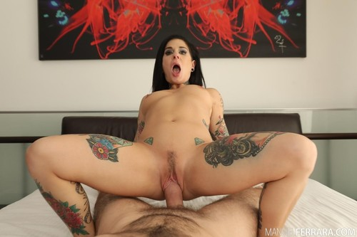 Joanna Angel - Has A Filthy Mouth And An Ass Full Of Cock [HD/720p]
