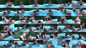 Dunking And Ass Worship In Jacuzzi - Mistrix And Bart