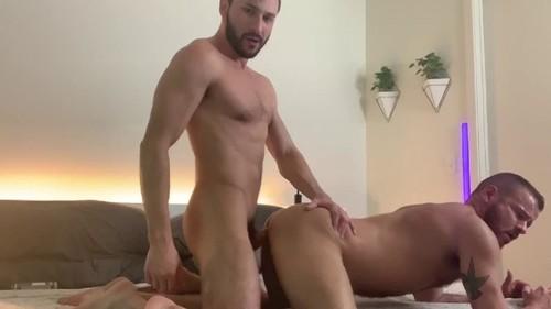 RawFuckClub - Scott Demarco Breeds Sean Harding Bareback