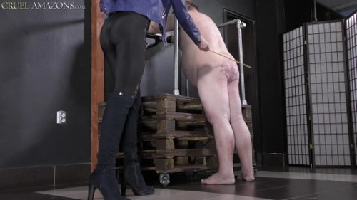 Mistress Lucy Caning Punishment - Worship, Mistress, Femdom Porn