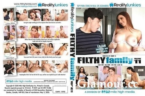 """Paige Owens, Alexis Tae, Lilian Stone, Sofie Ryan in """"Filthy Family 11"""" [SD]"""