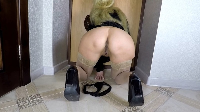 Massive Shit On Black Old Shoes with scatdesire  [FullHD]