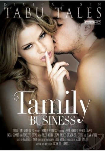 Family Business XXX Cover
