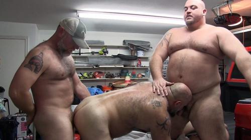 MonsterCub - My Dallas Daddies: Hunter Scott, Luke Cody, Markus Arto, TJ Witten Bareback