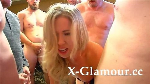 Mandy Monroe - Mandy Monroe - 2Nd Gangbang And Bukkake