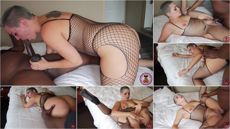 California Model Cassie Blu Fucked In Her Ass By Bbc [FullHD 1080P]