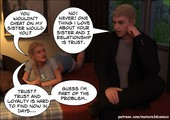 Mature3dcomics - Double The Lives & Lies 3