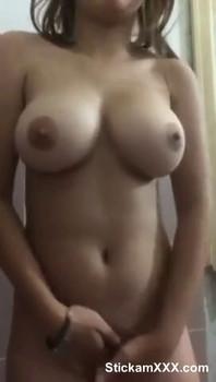 Titties ukrainian girl on webcam