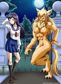 Locofuria - Princess Werewolf 01