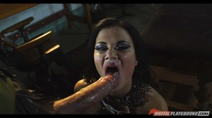Jasmine Jae - League of Frankenstein sc4, 1080p