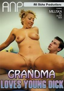 hsv85dmho2sl Grandma Loves Young Dick