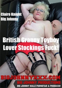 British Granny Toyboy Lover Stockings Fuck!